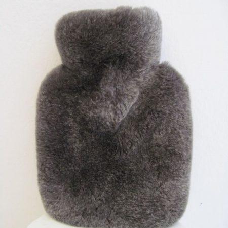 Rexkanin Wärmeflasche grau